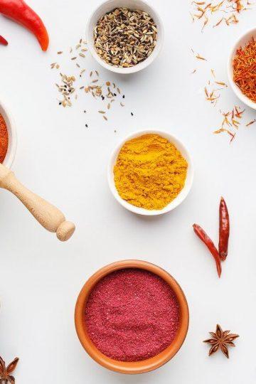 Chili Con Carne met gehaktballen Indiaas gerecht