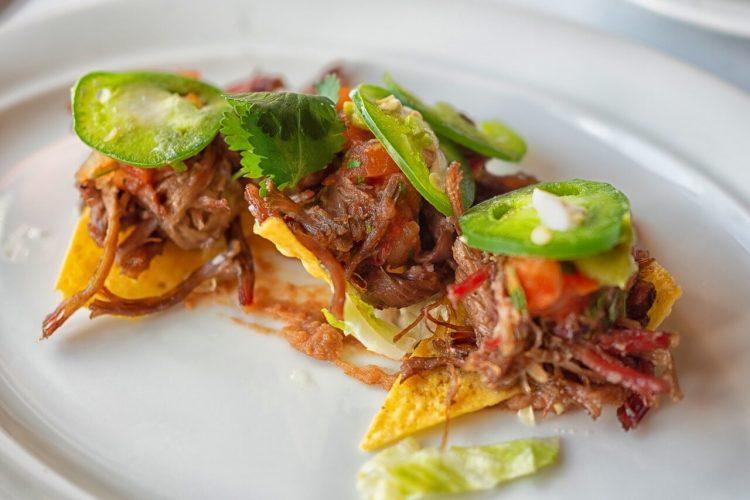 Burrito's met chili con carne
