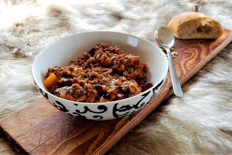 Chili Con carne - Chili con carne volgens recept Jamie Oliver