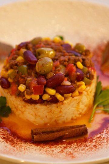 Magere chili con carne