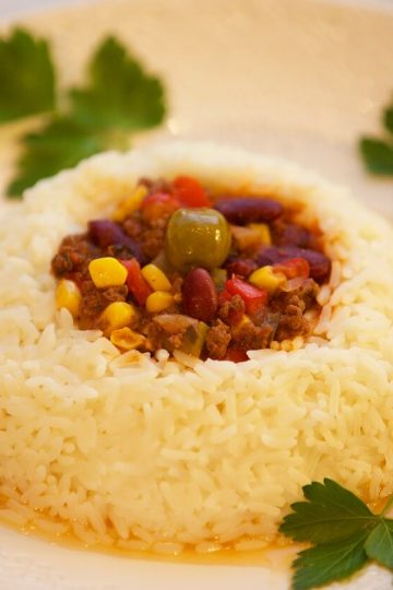 Chili sin carne – vegetarisch recept