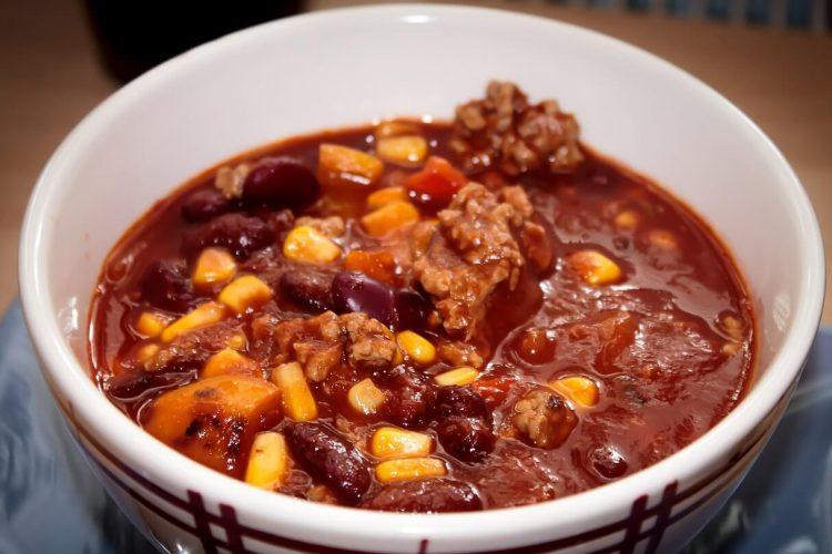 Chili con carne traditioneel recept