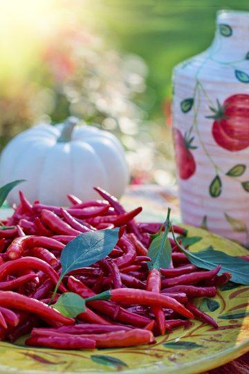 Recept Chili sin carne met vegagehakt