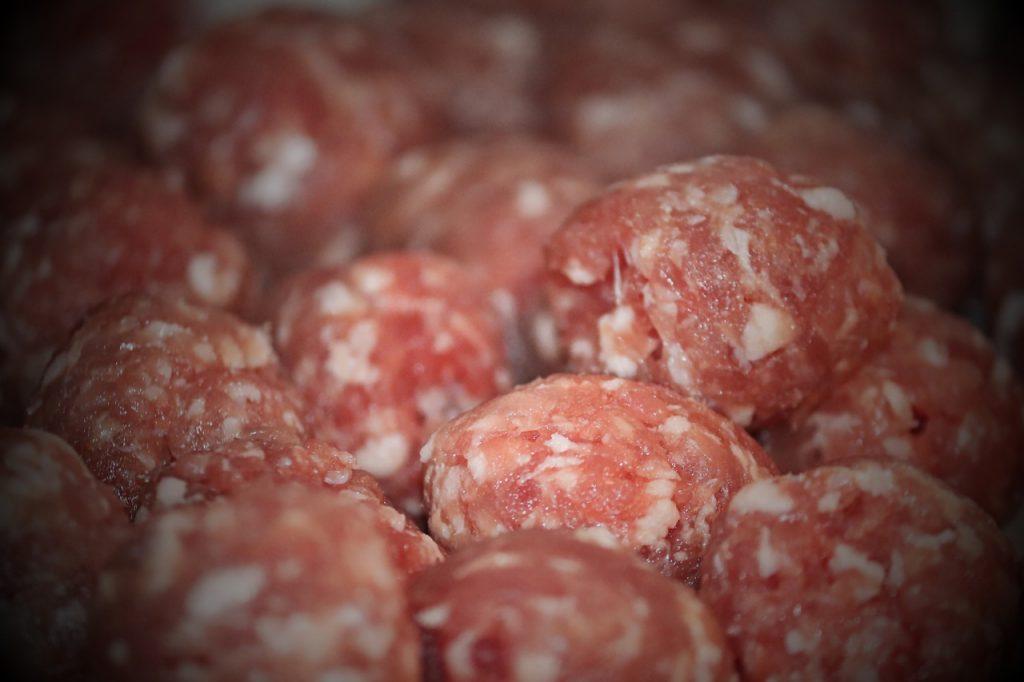 Chili con carne met gehaktballen